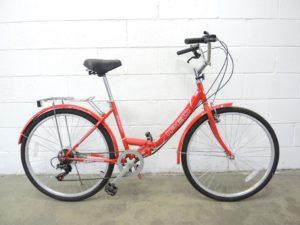 iped folding bike