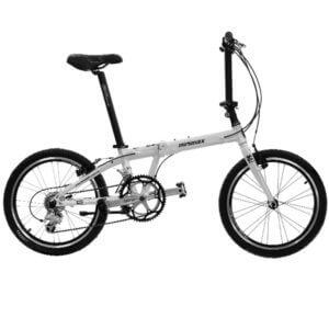 shimano folding bike