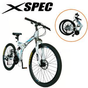 26 folding bike