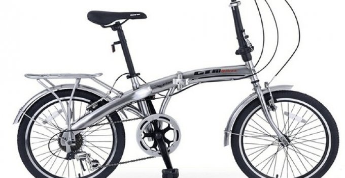 """GTM 20"""" 6 Speed Foldable"""