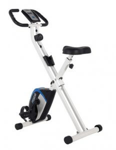 ProGear 225 Foldable Magnetic Upright Bike