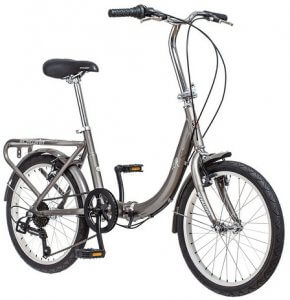 Schwinn Folding Bike full phont