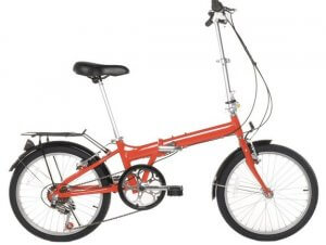 Aluminum Folding Bike Foldable Bicycle