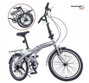 GTM 20inch Folding bicycle